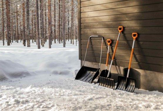 Експертът в почистването на сняг