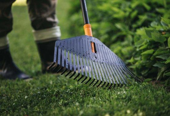 Поддържайте градината си чиста