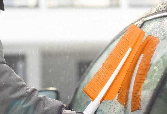Четка и стъргалка за лед SnowXpert ™